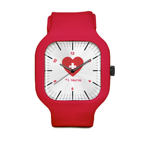 Heart Nurse Sport Watch