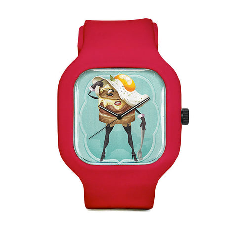 Croque Madame Sport Watch