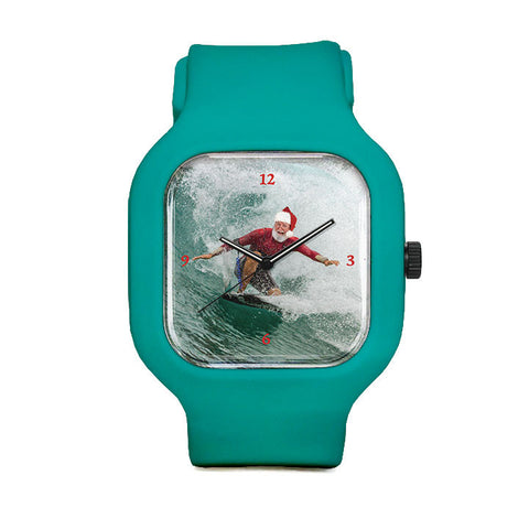 Surfin Santa Sport Watch