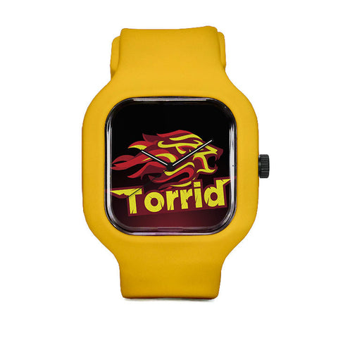 Torrid Gaming Logo Sport Watch