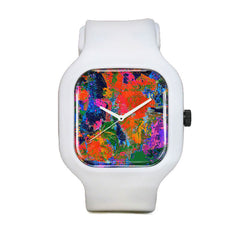 Painted Time Sport Watch