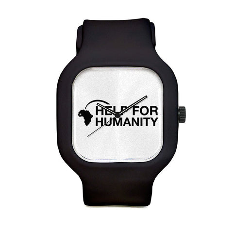Ghandi Sport Watch