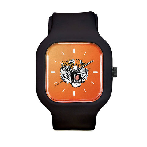 Paris Tiger hours Sport Watch