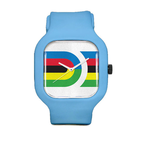 Cycling World Champion Sport Watch