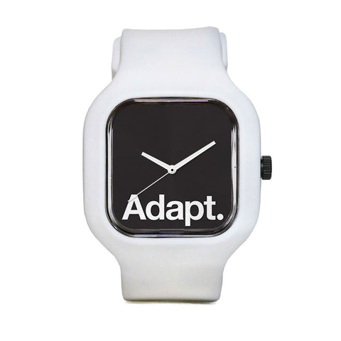 Adapt Black Sport Watch