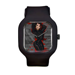 Black Widow Sport Watch