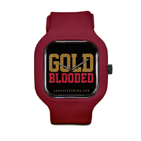 Gold Blooded Sport Watch