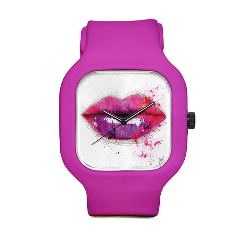 Just a Kiss Sport Watch