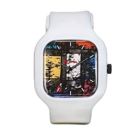 Patchwork 7 Sport Watch