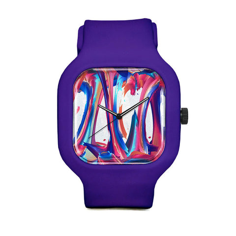 Sticky Gum Sport Watch