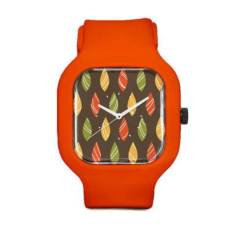 Autumn Leaves Sport Watch