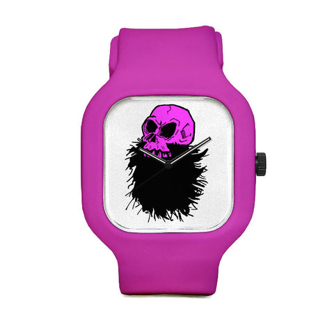 Pinky Beardy Sport Watch