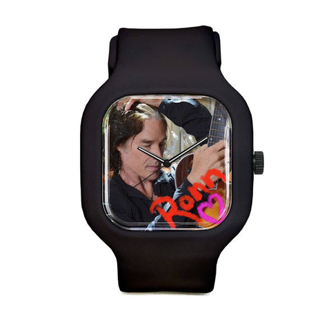 Ronn Moss Guitar Sport Watch