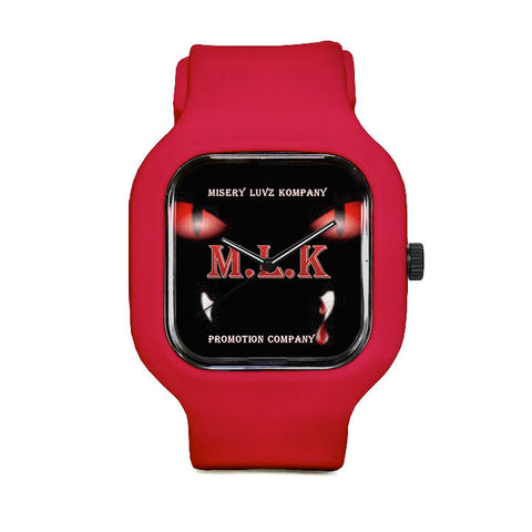 Misery Luvz Kompany Sport Watch