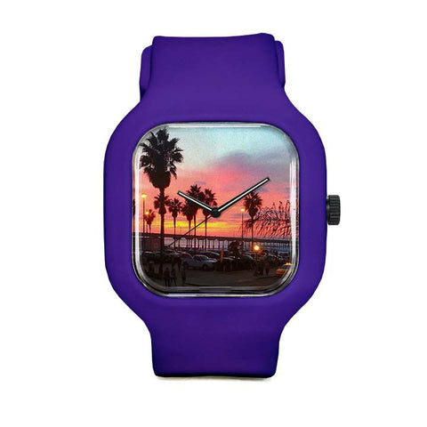 San Diego Sunset Sport Watch