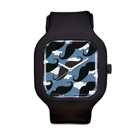Flight of the Mustache Sport Watch