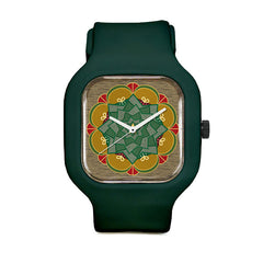 Christmas Tree Sport Watch