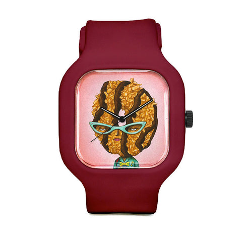 Girl Scout Cookie Samoa Sport Watch