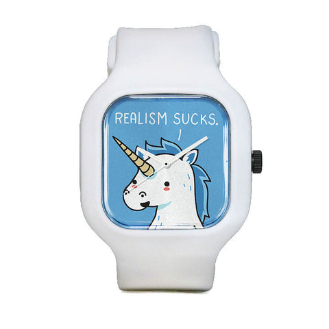 Realism Sucks Sport Watch