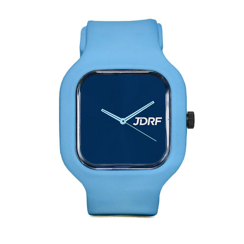 JDRF Blue Sport Watch