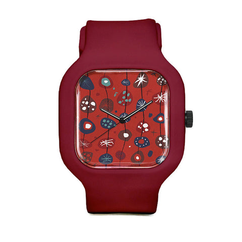 Spots and Stars Sport Watch