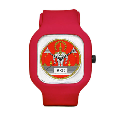 RatsamyBKG Logo Sport Watch