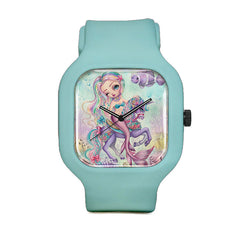 Deep Sea Beauties Sport Watch