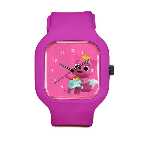 Guitar Solo Pinkfong Sport Watch