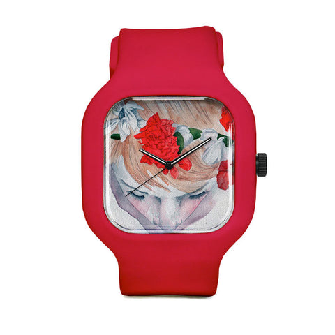 Flowers Sport Watch