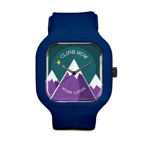 Les French Alps Sport Watch