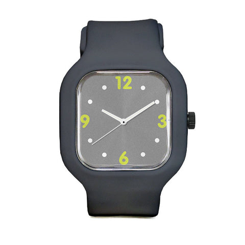 Basic Grey Sport Watch