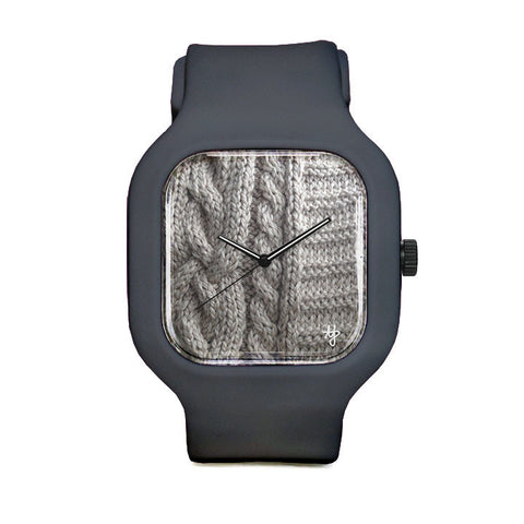 Knitted Sport Watch