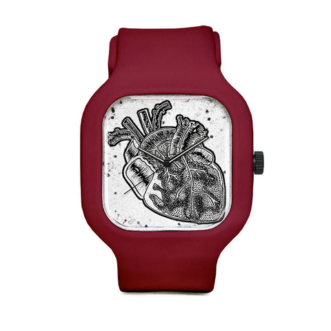 Anatomical heart Sport Watch
