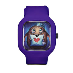 Cute Pillow Monster Sport Watch
