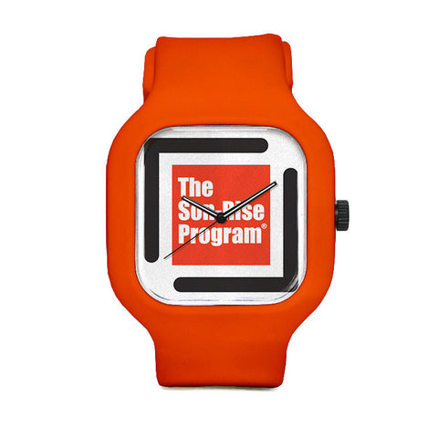 Square Sport Watch