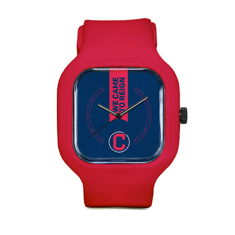 Cleveland Indians We Came to Reign Sport Watch