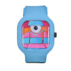 Creatch Candy Cotton Sport Watch