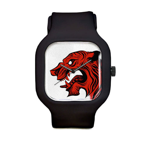 Red Tiger Sport Watch