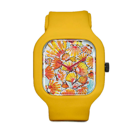 Sunrise Shells Sport Watch