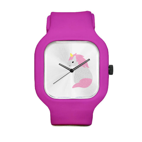 GLOW Unicorn Sport Watch