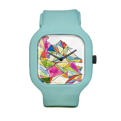 Happy Angles Sport Watch