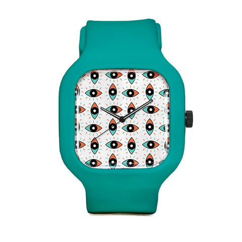All Eyes on You Sport Watch