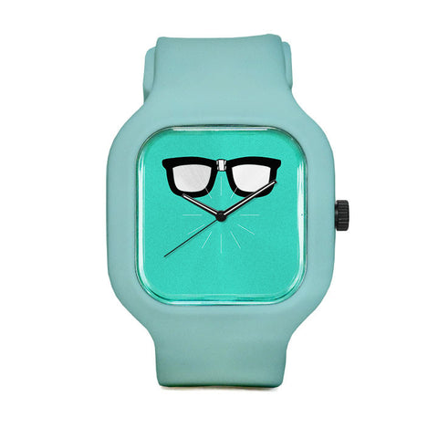 Glasses Sport Watch