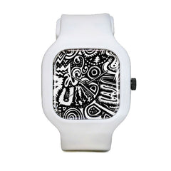 Mumbo Jumbo BW Sport Watch