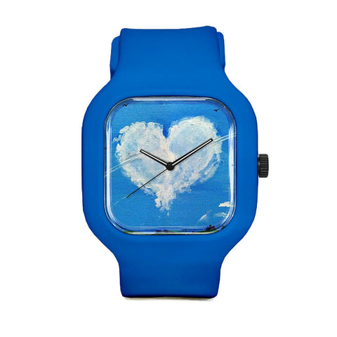 A Cloud Of Love Sport Watch