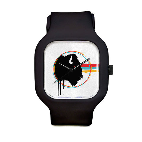 Street Bison Sport Watch