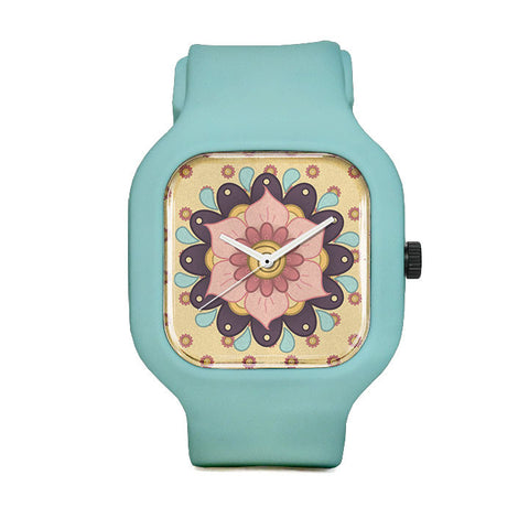 Rain Flower Sport Watch