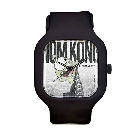 Nom Kong Sport Watch
