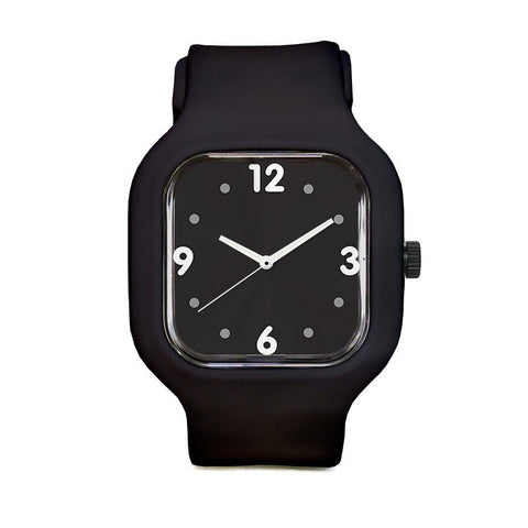 Basic Black Sport Watch