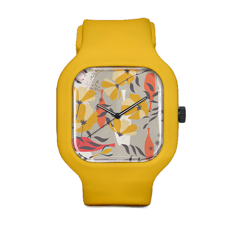 Spring Nature Sport Watch